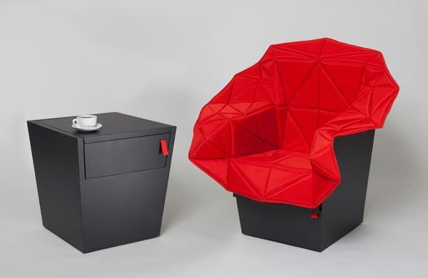 D-Vision Chair in a Box