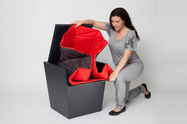 D Vision Chair in a Box1