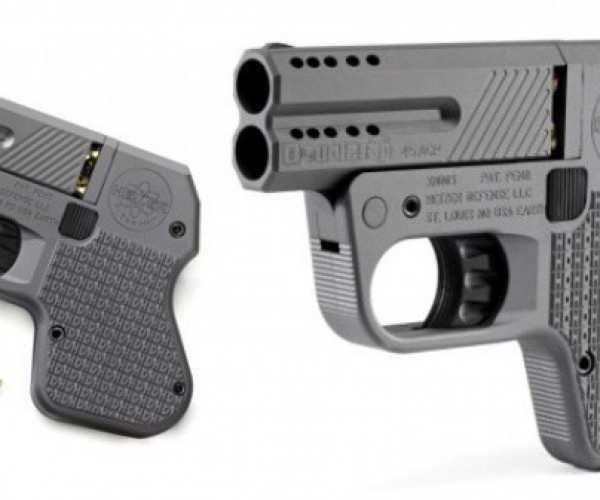 DoubleTap is the World's Tiniest .45