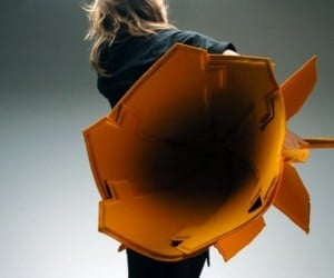 Fold Chair is the Perfect Seat to Carry Along