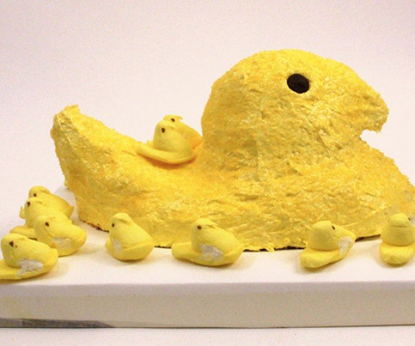 Giant Peep Cake Has a Very Special Surprise Inside