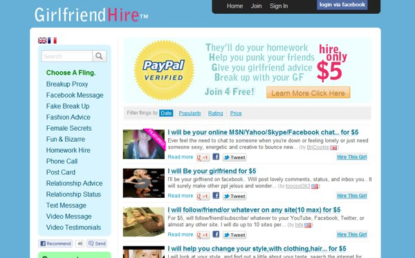 GirlfriendHire