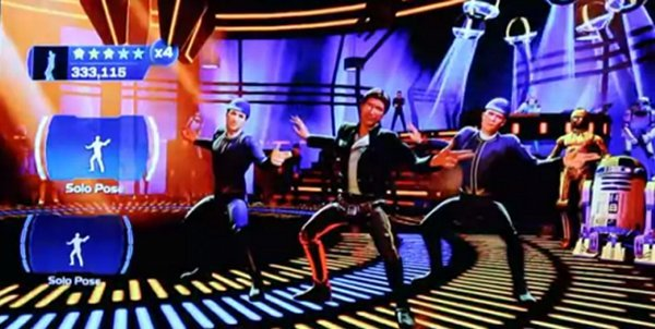 Han Solo Dance
