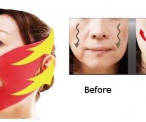 Houreisen Face Exercise Mask: When You Can't Afford a Face Lift