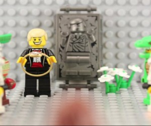 Stop-Motion LEGO Proposal: Will You Marry My Minifig?