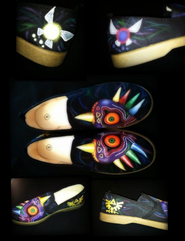 Majora Mash shoes