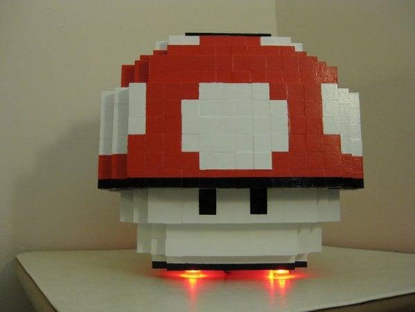 Super Mario case mod