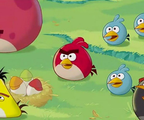 Rovio to Launch Angry Birds Animated Series