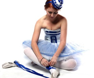 R2-D2 Ballerina Costume: Artoo Tutu