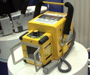 Battery-Powered Portable X-Ray Machine: Your Insides Have Nowhere to Hide