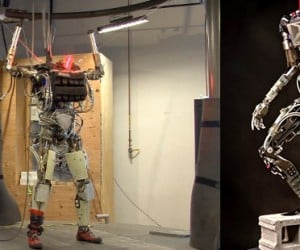 Preliminary Details of New DARPA Grand Challenge for Humanoid Robots Surface