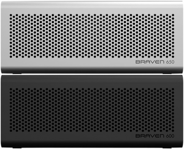 braven series six speakers 650 600