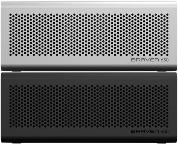 braven series six speakers daisy-chain bluetooth