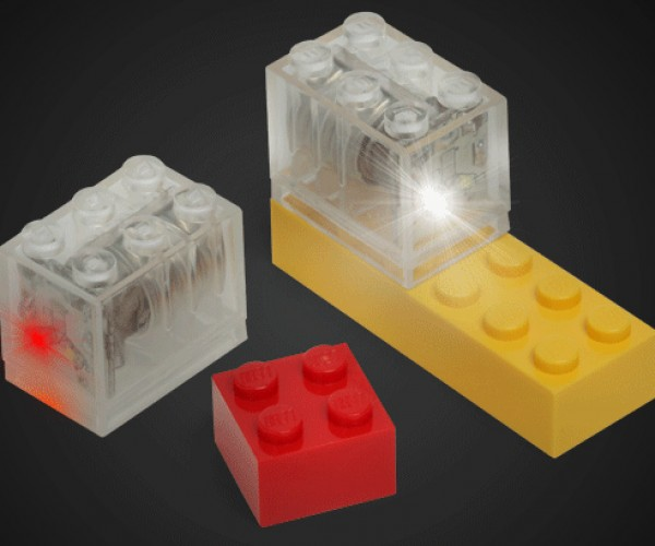 Brick Brites: LEGO with LEDs