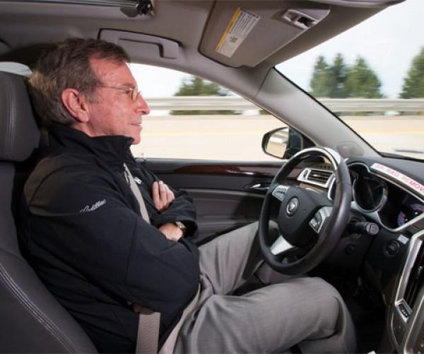 Cadillac Announces Self-Driving Car Tech