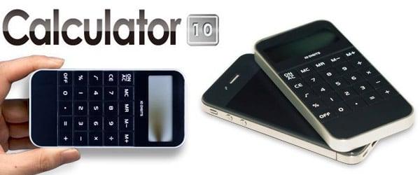 calculator 10