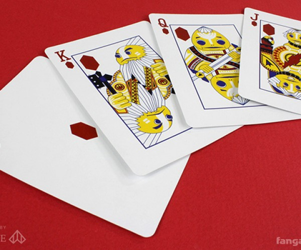 cards of legend playing cards 6