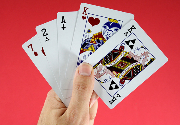 cards of legend playing cards