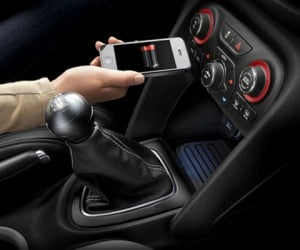 Dodge Dart to Get Optional Wireless Charging System for Smartphones