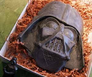 Darth Vader Soap: Luke, I Am Your Lather!