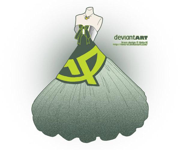 deviantart_dress