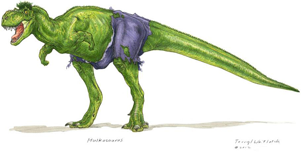 dino avengers by Teryll Whitlatch