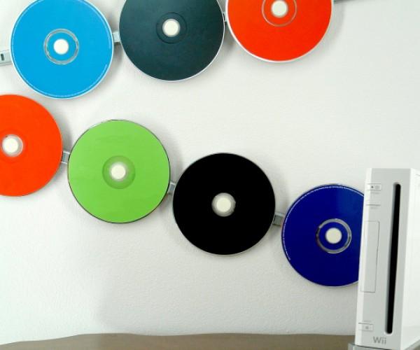 disc mount 4
