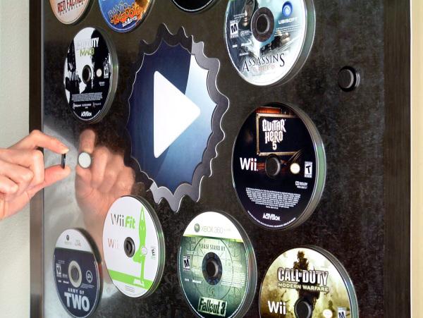 disc mount