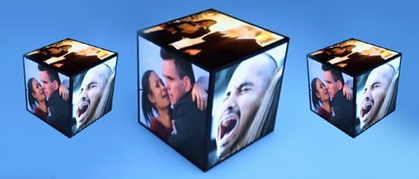 display block cube oled mit media lab