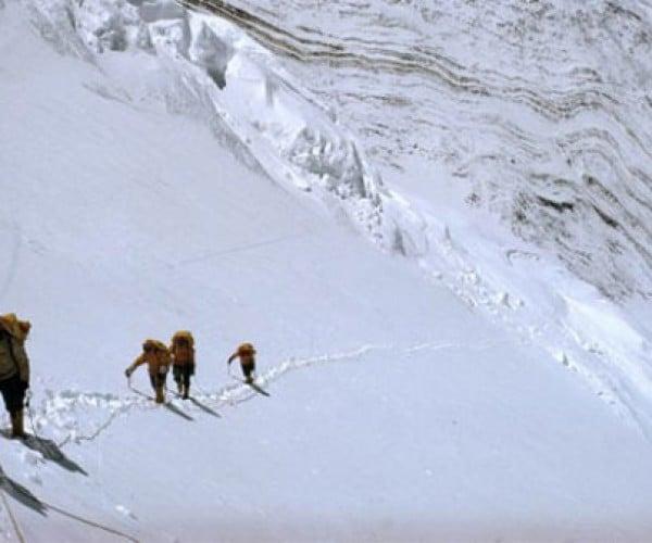 Mount Everest Climbers to Detail Adventure Via iPad App