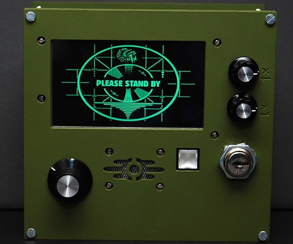 fallout pip boy prototype by aleator777 5