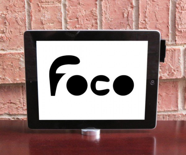 Foco Acoustic iPad Amplifier: Another Boost for iPad Speakers