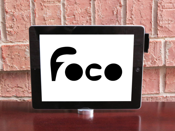 foco acoustic ipad speaker amplifier kickstarter