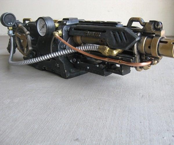 goliathon steampunk nerf gun by steampunk 101 2