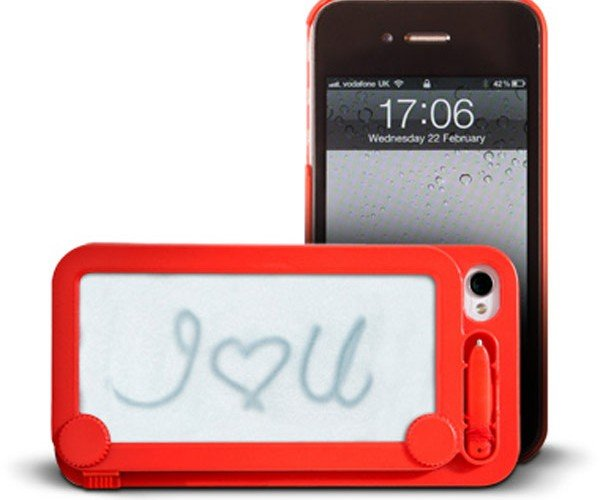 iFoolish iPhone Case: For Magna Doodle Lovers