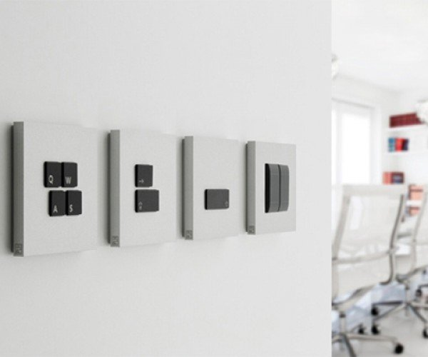 The Keyboard Light Switch: Type On, Type Off