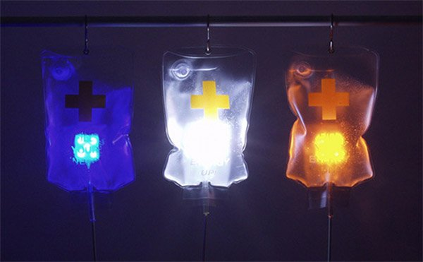 led iv drip bag 2