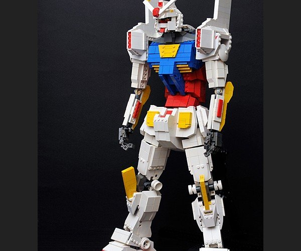 LEGO Eva Gundam: Mech This Official