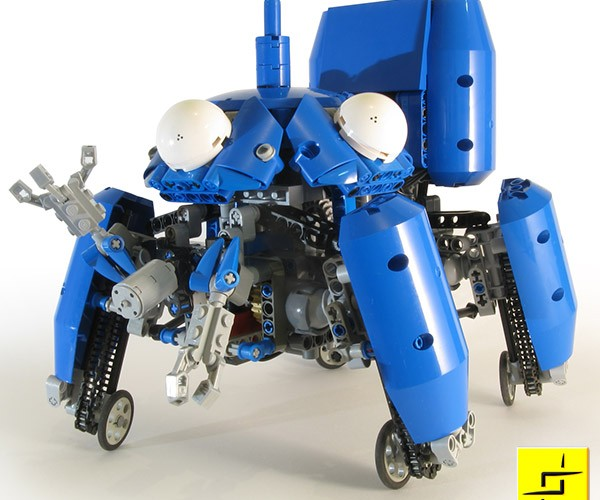 LEGO Tachikoma: Ghost in the Brick