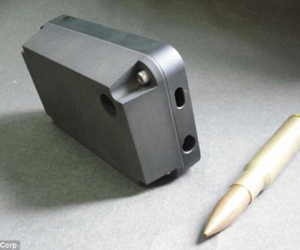 Marudai Bulletproof iPhone Case Can Resist a .50 Caliber Rifle