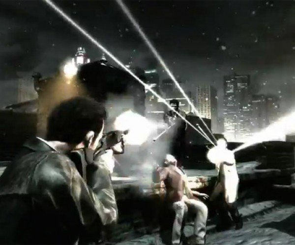 Max Payne 3 Bullet Time Preview Looks Awesome