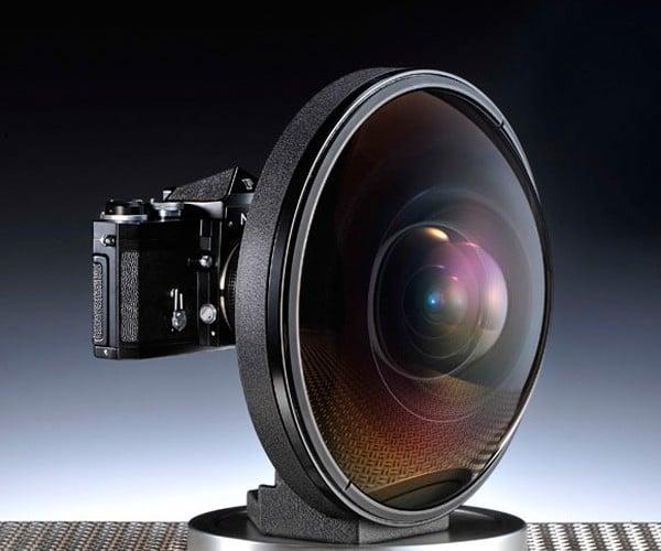 Rare Fisheye Nikkor Lens for Sale… Just $160,000