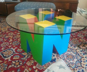 nintendo 64 n64 coffee table by keenan bosworth 300x250