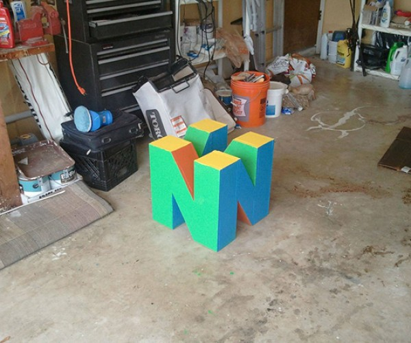 nintendo 64 n64 coffee table by keenan bosworth 6