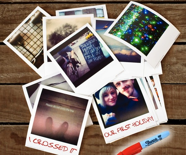 Polargrams Are Polaroid Instagrams, Not Related to the Polar Region
