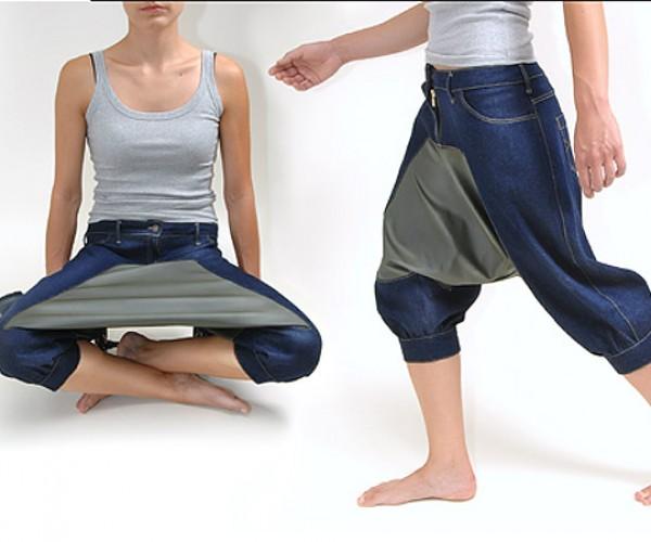 Pic Nic Pants: Wear 'Em, Flaunt 'Em, Have Dinner on 'Em