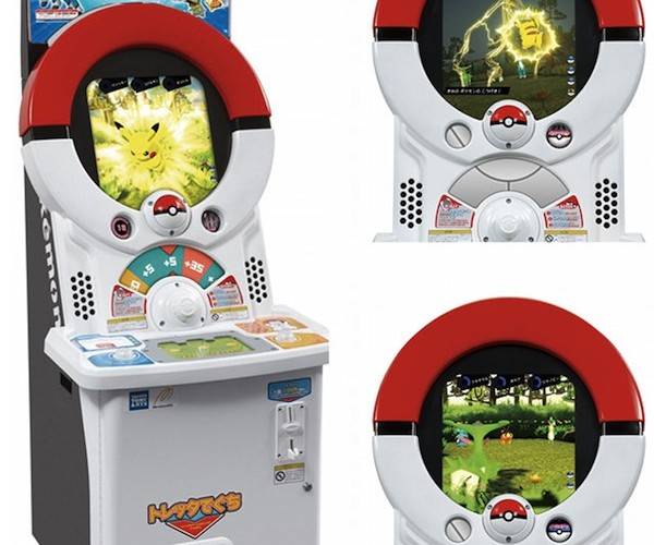 Pokemon Tretta Arcade Game Coming To Japan: I'm Moving Out