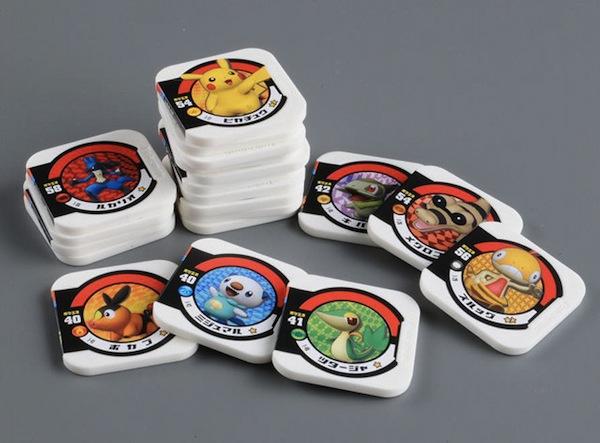pokemon tretta arcade game japan