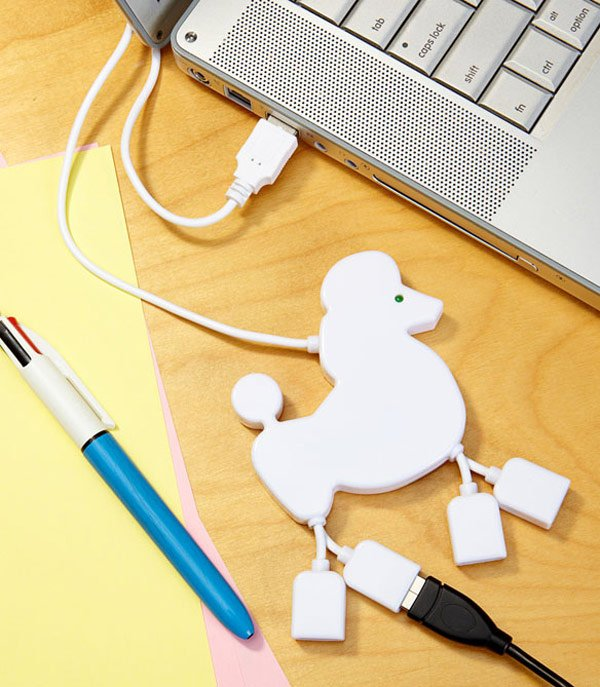 poodle usb hub laptop