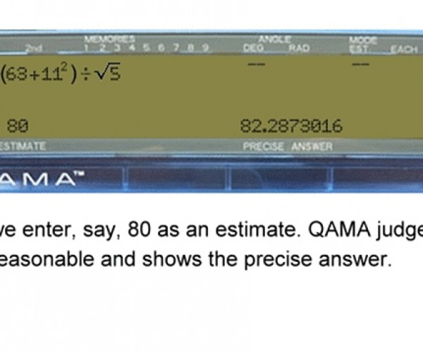 qama calculator 3